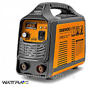 Сварочный (260 А) DAEWOODW 260 аппарат инвертор (190-260 В, 1,6-5 мм, Hot Start, Arc-Force