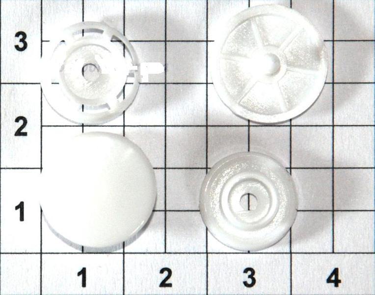 кнопки пластиковые Т5 для папок 13мм