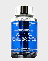 Scitec Nutrition - Mega Arginine (90 caps)