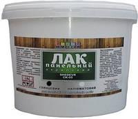Полуматовый лак для гипса и дерева Shedevr CK-05 2,2 кг.