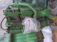 Двигун CUMMINS NTA 14C до трактора після аварії