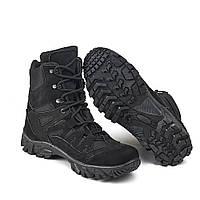 Берцы,ботинки тактические Памир черный 36-46