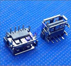 USB Разъем гнездо Asus X8A K50ID K501 K50 K50AB - разем, фото 3
