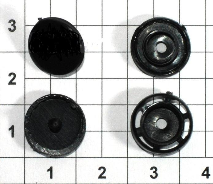 кнопки пластиковые Т8 для папок 12мм