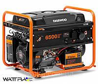 Бензиновый генератор (6,5 кВт) Daewoo GDA 7500E (Master) (220 В, 15 л. с., 420 куб. см, розетки 1×16 А/1×32 А)