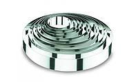 Форма кондитерская круглая d22 см h4 см нержавейка Lacor