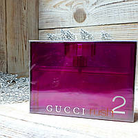 Gucci Rush 2 Eau De Toilette Vaporisateur Natural Spray 75ml.