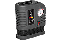 Автомобильный компрессор Auto Welle AW02-16 пластиковый 12V 9A 20 l/min 58PSI, фото 1
