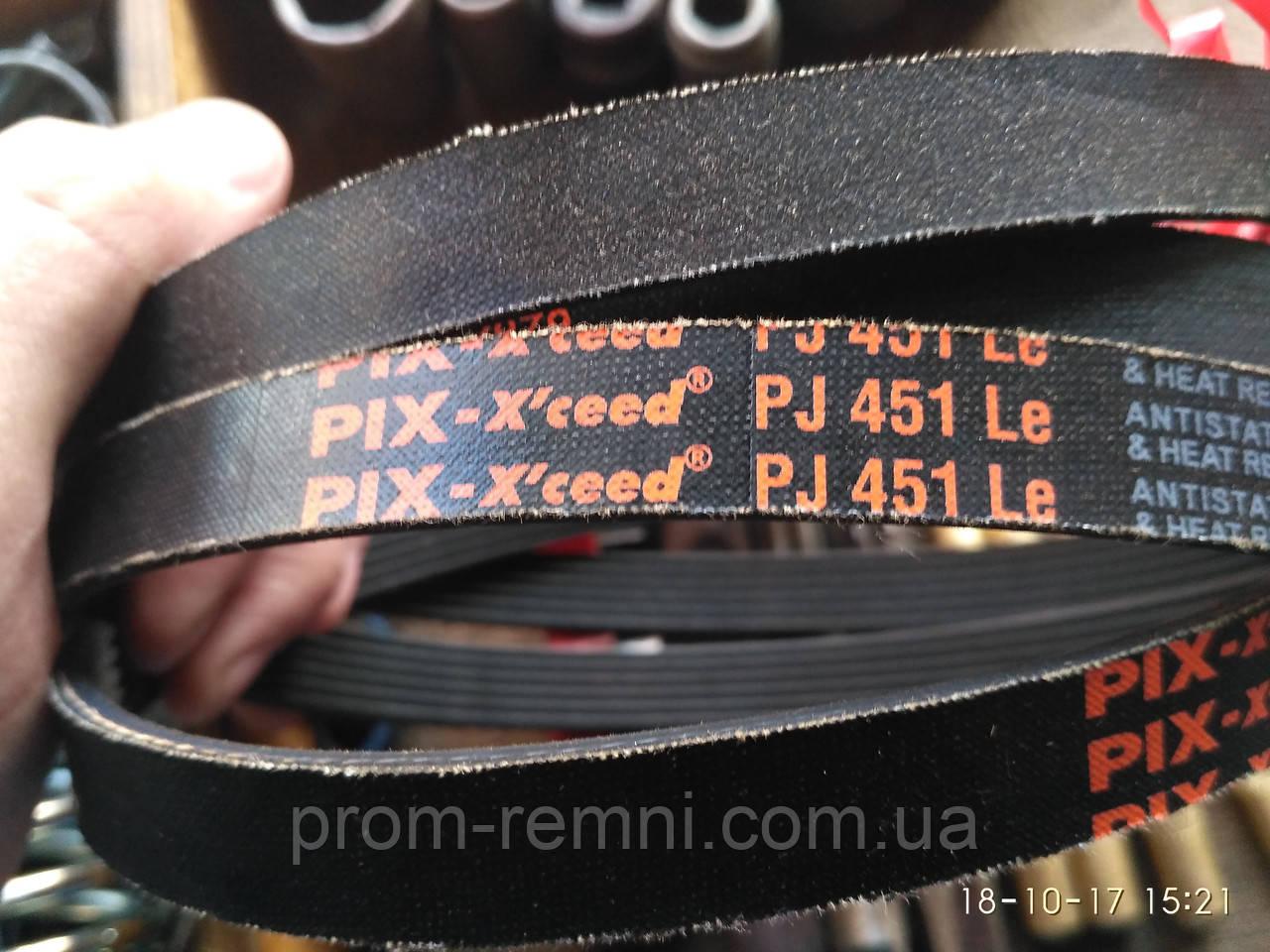Приводной ремень для электроинструмента 6PJ-451 Pix