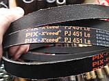 Приводной ремень для электроинструмента 6PJ-451 Pix, фото 3