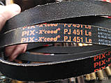 Приводной ремень для электроинструмента 6PJ-451 Pix, фото 4