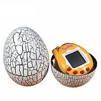 Электронная игра Tamagotchi Тамагочи Виртуальный питомец в яйце Желтый (SUN0118), фото 1