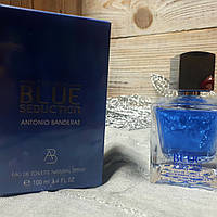 Antonio Banderas Blue Seduction Eau De Toilette Natural Spray 100ml.