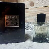 Antonio Banderas Splash Seduction In Black Eau De Toilette Natural Spray For Men 100ml.