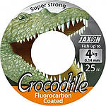 Леска Jaxon Crocodile Fluorocarbon Coated 25м
