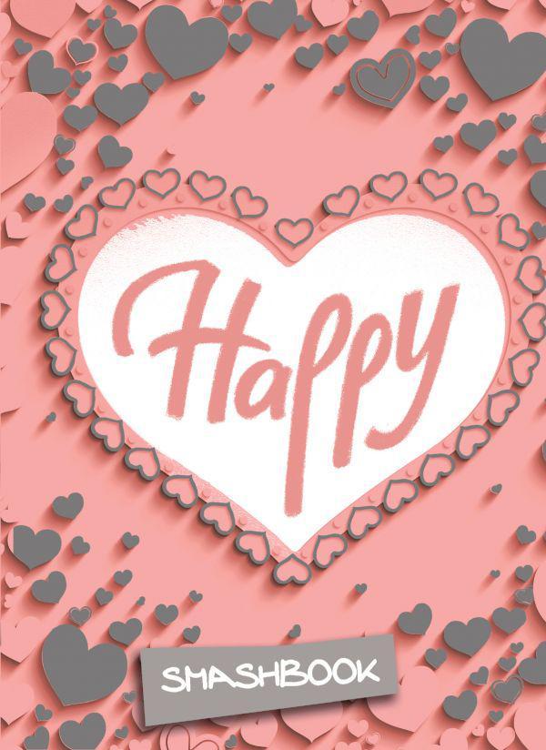 Смэшбук Happy Мой личный дневник