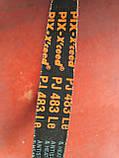 Приводний ремінь для електроінструменту 6PJ-483 Pix, фото 2