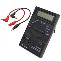 Цифровой мультметр измеритель ёмкости CM-7115