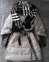 Пальто пухове фото київ