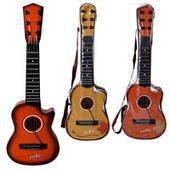 Гитара 180 A 3_5_7 (36шт) струны, 3 вида, в чехле, 55_18_5,5см
