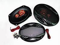 Автомобильная акустика Megavox MET-9674 300Вт 6х9 см