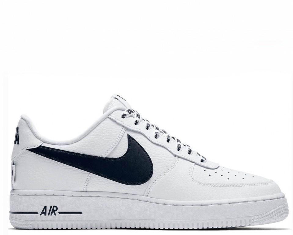 e344c4db Мужские Кроссовки Nike Air Force 1 Low NBA
