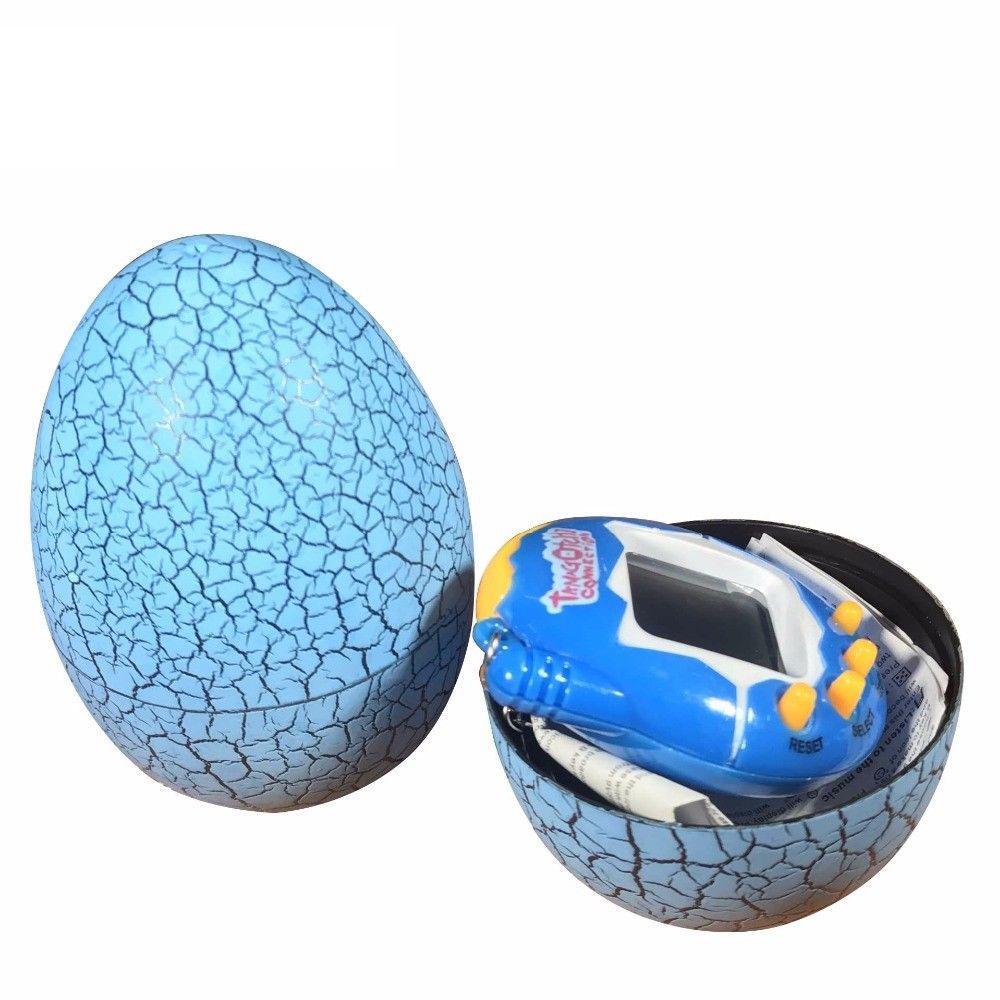 Электронная игра Tamagotchi Тамагочи Виртуальный питомец в яйце Синий (SUN0119)