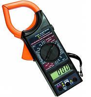 Мультиметр цифровой DT 266 FT (токовые клещи)