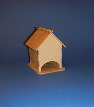 Чайный домик мини заготовка для декупажа и декора