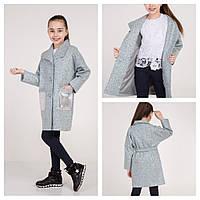 8219d9c7bf2 Демисезонное шерстяное пальто с напылением Sicilia Размеры 134- 164 ТОП  продаж! 152