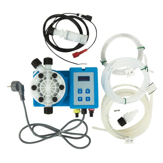 Насос–дозатор Emec на хлор с авто–регулировкой (TMSRH 0515)