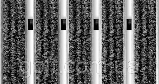 Модульные грязезащитные покрытия - текстиль