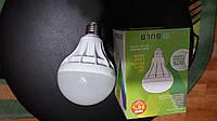 Лампа светодиодная LED E27 6500K 18W LED BULB матовая ST562
