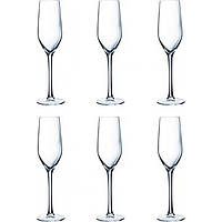 "Абор бокалов ""Luminarc. Authentic Hermitage"" 160мл (шампанское) 95672 / H2603"