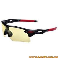 Солнцезащитыне вело-очки для спорта и активного отдыха