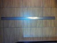 POS ценникодержатели стеллажные, держатели ценников для стеллажей 1235мм*60мм