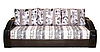 Диван Верона №2 с широкими подлокотниками