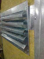 Решетка вентиляционная накладная
