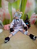 """Детский новогодний костюм для мальчика Козлик """"I.V.A.-MODA"""""""