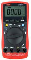 Мультиметр универсальный UNI-T UT60C - АВТОМАТ