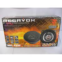Автомобильные колонки Megavox 10см MGT-4836