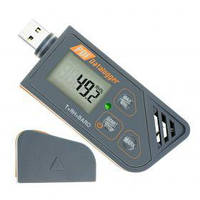 Реєстратор температури, вологості і тиску AZ-88163
