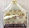 Детское постельное белье в кроватку, пледы, одеяла, уголки-полотенца для купания