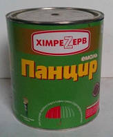 Эмаль-грунт для крыш Панцирь (3кг) БОРДО
