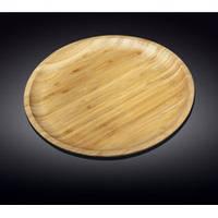 Блюдо круглое Wilmax Bamboo 35,5см 172562 /П1