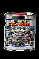 Лак для тратуарной плитки и брусчатки с мокрым эффектом KLVIV 0,85 л