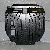 Защита картера двигателя и кпп Kia Carens III  2006-