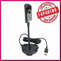 ВЕБ-КАМЕРА 16 МП С МИКРОФОНОМ для видеосвязи (Skype/Viber) web-cam