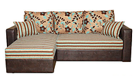 Угловой диван Мадрид №1 с широкими подлокотниками, фото 1