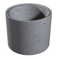 Кольцо колодезное стеновое КС 15.9 ПН (с дн)